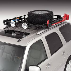 MDF Exterior Accessories - Cargo Boxes and Racks