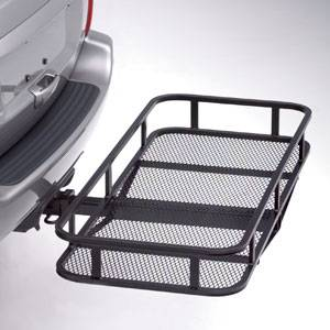Cargo Boxes and Racks - Surco Hitch Baskets and Bike Racks - Hitch Baskets