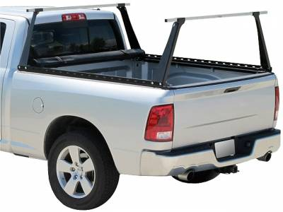 "Access AdaRac Truck Racks - AdaRac for Dodge - Access - Access 70450 AdaRac Ladder Rack Dodge Ram 1500 CrewCab 5' 7"" Bed (without RamBox) (2009-2011)"