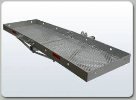 MDF Exterior Accessories - Cargo Carriers | Hitch Carriers - B-Dawg Hitch Carriers | Motorcycle Carriers