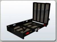 Cargo Carriers | Hitch Carriers - B-Dawg Hitch Carriers | Motorcycle Carriers - Mobility Carrier