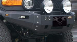 Bumpers - VPR 4x4 Bumpers - Toyota