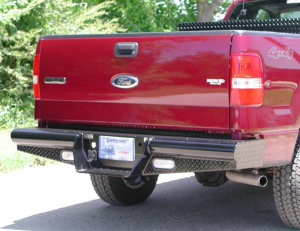 Ranch Hand Bumpers - Ranch Hand Rear Bumpers - Legend Back Bumper