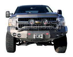 MDF Exterior Accessories - Bumpers - Road Armor Bumpers