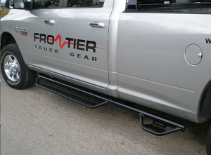 MDF Exterior Accessories - Running Boards | Nerf Bars - Frontier Side Step Bars