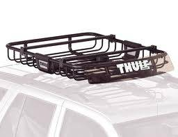 MDF Exterior Accessories - Cargo Boxes and Racks - Thule Roof Top Baskets