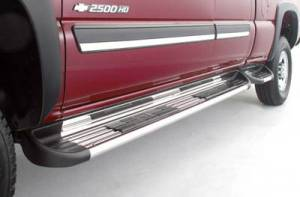 MDF Exterior Accessories - Running Boards | Nerf Bars - Luverne Running Boards and Nerf Bars