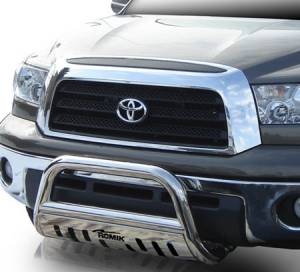 MDF Exterior Accessories - Push Bars | Bull Bars - Romik Bull Bars