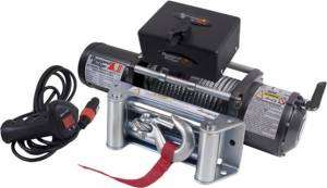 MDF Exterior Accessories - Winches - Rugged Ridge Winches