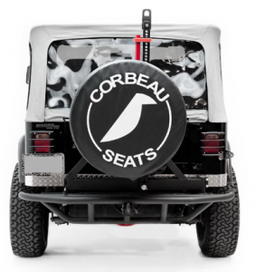 Corbeau Seats and Racing Seats - Accessories - Tire Covers