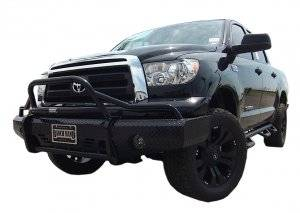Ranch Hand Bumpers - Ranch Hand Front Bumpers - Summit Front Bumper Bullnose