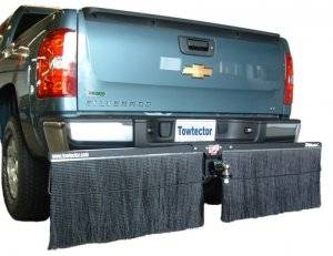 Mud Flaps by Style - Hitch Mud Flaps - Towtector