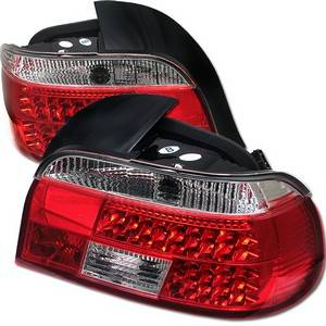 Lighting | Headlights | Tailights - Spyder Projector Headlights | Crystal Headlights | Tail Lights - Tail Lights