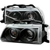 Spyder Projector Headlights | Crystal Headlights | Tail Lights - Projector Headlights - Honda