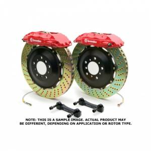 Brembo Brakes - Drilled - Jeep