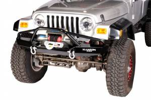 MDF Exterior Accessories - Bumpers - Jeep Bumpers - Hanson