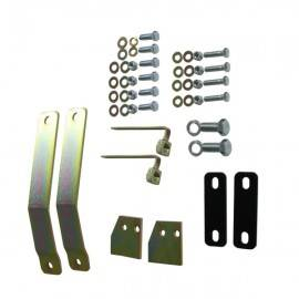 Bumpers - Jeep Bumpers - Hanson - Mounting Hardware