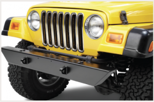 MDF Exterior Accessories - Winches - Pavement Ends Winch Plates