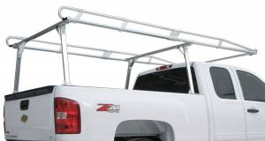 "MDF Exterior Accessories - Ladder Racks - Universal Truck Ladder Rack ""Hauler II"" by Hauler Racks"