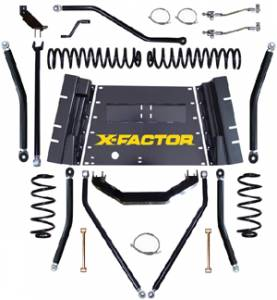 Performance Parts - Suspension Systems - Rock Krawler Suspension