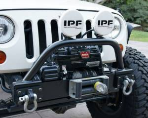 MDF Exterior Accessories - Bumpers - Pure Jeep Wrangler Bumpers