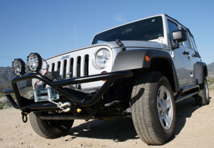 MDF Exterior Accessories - Bumpers - Jeep Bumpers - Westin