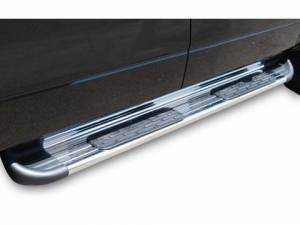 MDF Exterior Accessories - Running Boards | Nerf Bars - Raptor Stainless Steel Running Boards
