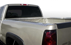 Bed Caps | Bed Rails - ICI Bed Caps | Tailgate Caps - Form Fit Bed Caps | Treadbright