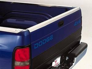 Bed Caps | Bed Rails - ICI Bed Caps | Tailgate Caps - Tailgate Protectors | Stainless Steel