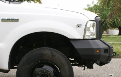 MDF Exterior Accessories - Bumpers - VPR 4x4 - VPR 4x4 PD-111 Front Bumper Ultima Ford Superduty F350 2005-2007