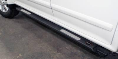 MDF Exterior Accessories - Bumpers - VPR 4x4 - VPR 4x4 AC-129 Rock Rails Chevy D-Max 2005-2009
