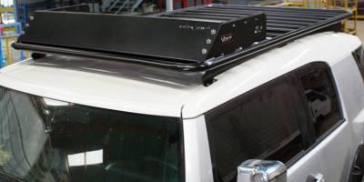 MDF Exterior Accessories - Bumpers - VPR 4x4 - VPR 4x4 P-016 Roof Rack Toyota FJ Cruiser 2006-2010