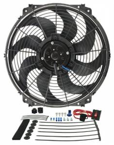 Performance Parts - Electric Fans - Derale Performance