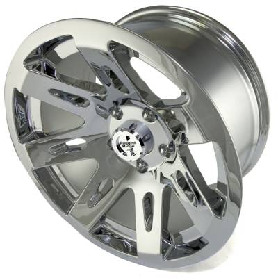 Search Alloy Wheels - Rugged Ridge Wheels and Spacers - Rugged Ridge - Rugged Ridge 15301.20 Aluminum Wheel 17X9 Jeep Wrangler JK 2007-2010 Polished Chrome 12MM Offset 5 On 5