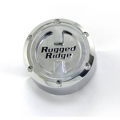 Search Alloy Wheels - Rugged Ridge Wheels and Spacers - Rugged Ridge - Rugged Ridge 15201.50 Center Cap 17X9 Aluminum Wheels