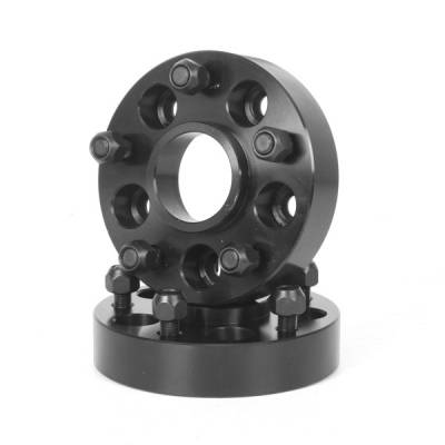 Search Alloy Wheels - Rugged Ridge Wheels and Spacers - Rugged Ridge - Rugged Ridge 15201.11 Wheel Adptr TJ 5 On 45 To 5