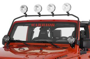 MDF Exterior Accessories - Light Bars - Warrior Light Bars