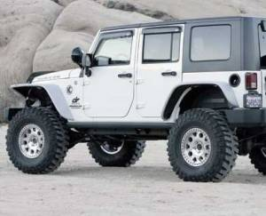 MDF Exterior Accessories - Fender Flares - Xenon Fender Flares