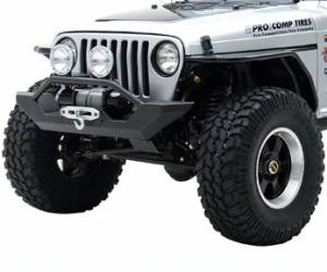 Everything Jeep - Jeep Bumpers - Smittybilt Front Bumpers
