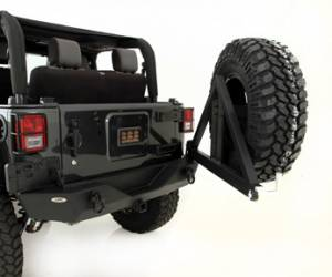 Everything Jeep - Jeep Bumpers - Smittybilt Rear Bumpers