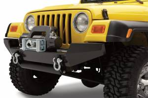 Everything Jeep - Jeep Bumpers - Bestop Front Bumpers