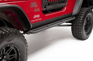 Everything Jeep - Jeep Rock Sliders - Body Armor Rock Sliders