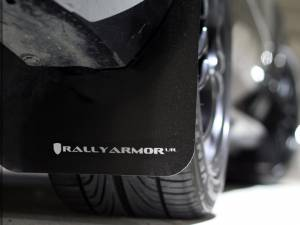 Mud Flaps for Cars & SUVs - Rally Armor Mud Flaps | Splash Guards - 2002-2007 Subaru Impreza RS/2.5i/WRX/STI