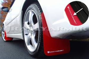 Mud Flaps for Cars & SUVs - Rally Armor Mud Flaps | Splash Guards - 2005-2009 Subaru Legacy GT/Outback