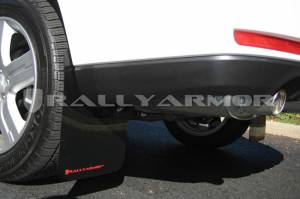 Mud Flaps for Cars & SUVs - Rally Armor Mud Flaps | Splash Guards - 2009-2012 Subaru Forester