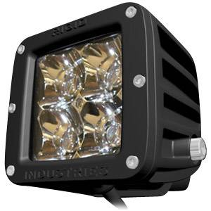 MDF Exterior Accessories - Lighting | Headlights | Tailights - Rigid Industries Dually LED Lights (2x2 LED)