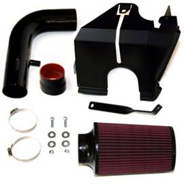 Performance Parts - Air Intake Systems - Pure Jeep Cold Air Intake for Jeep Wrangler