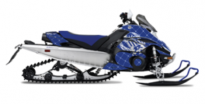 Mud Flaps by Vehicle - Snow Flaps - Yamaha Snowmobiles