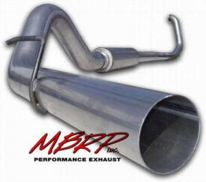 Performance Parts - Exhaust & Mufflers & Tips - MBRP Exhaust