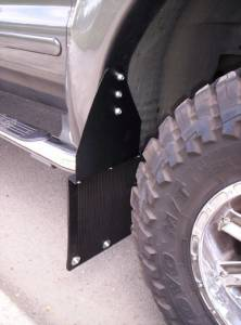 Mud Flaps by Style - Kick Back Mud Flaps